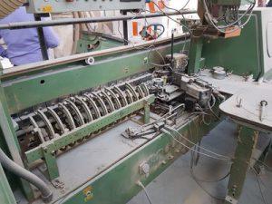 maszyny stolarskie licytacja
