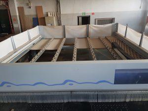 Urządzenie stolarskie - piła panelowa